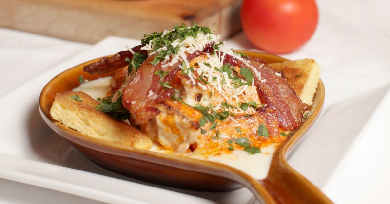 J. Graham&rsquo;s Cafe is the Louisville Home<br> of the Hot Brown