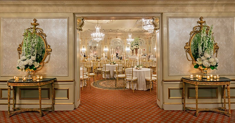 Hosting Louisville&rsquo;s Most Opulent Weddings <br>for Nearly a Century