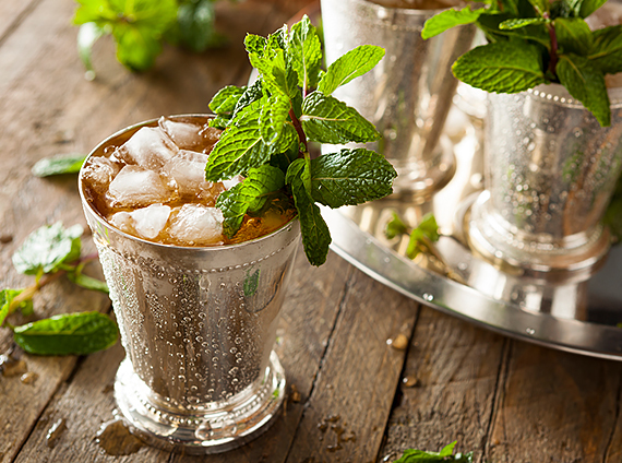 Mint Julep Package