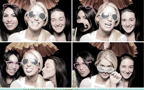 Guest Blogger- The Magnolia Photo Booth Co.