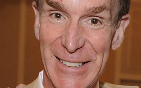 September at the Castro: Bill Nye the Science Guy