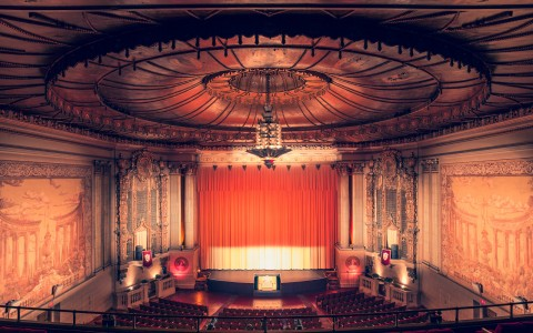 Get Your Flix Fix at the Castro Theater