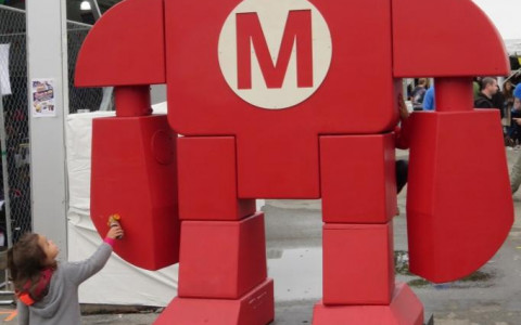 One Cool Happening: The Bay Area Maker Faire