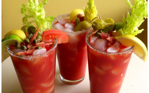 The Best Bloody Mary in San Francisco