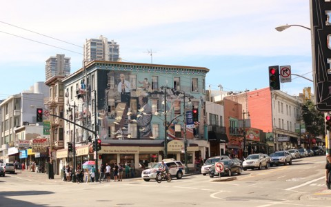 Mission Murals: Tour the Art Alleys