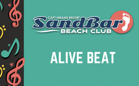 events alive beat