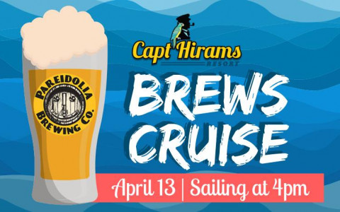 Brews Cruise with Pareidolia