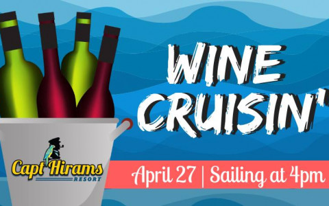 Brews + Wine Cruise