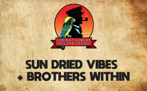 Sun-Dried Vibes + Brothers Within