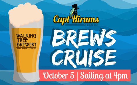 Brews Cruise with Walking Tree Brewery