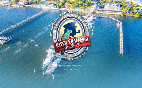 6th Annual Capt Hiram's River Challenge Triathlon