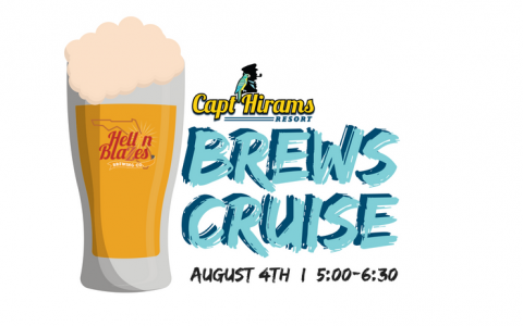 Brews Cruise with Hell 'n Blazes Brewing Co