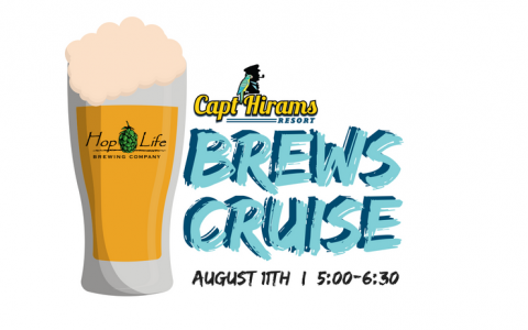Brews Cruise with Hop Life