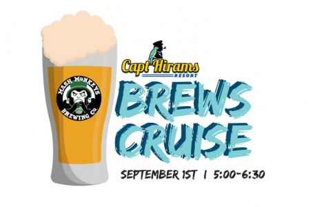Brews Cruise with Mash Monkeys