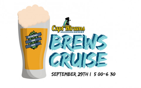 Brews Cruise with Scortino & Sons