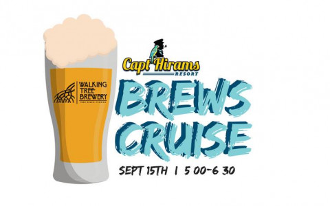 Brews Cruise with Walking Tree