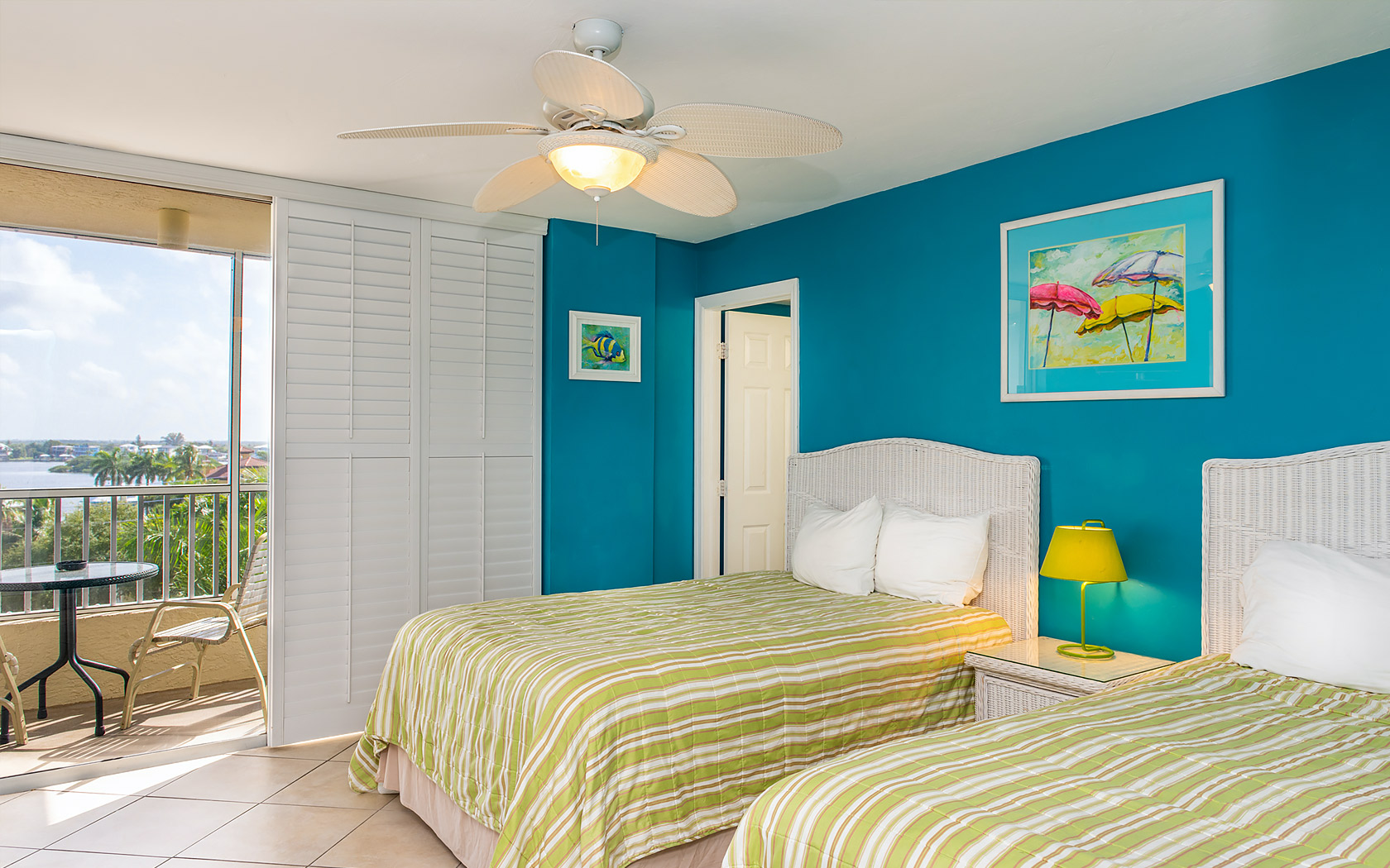 Casa Play Resort Bayview Suite Two Double Beds
