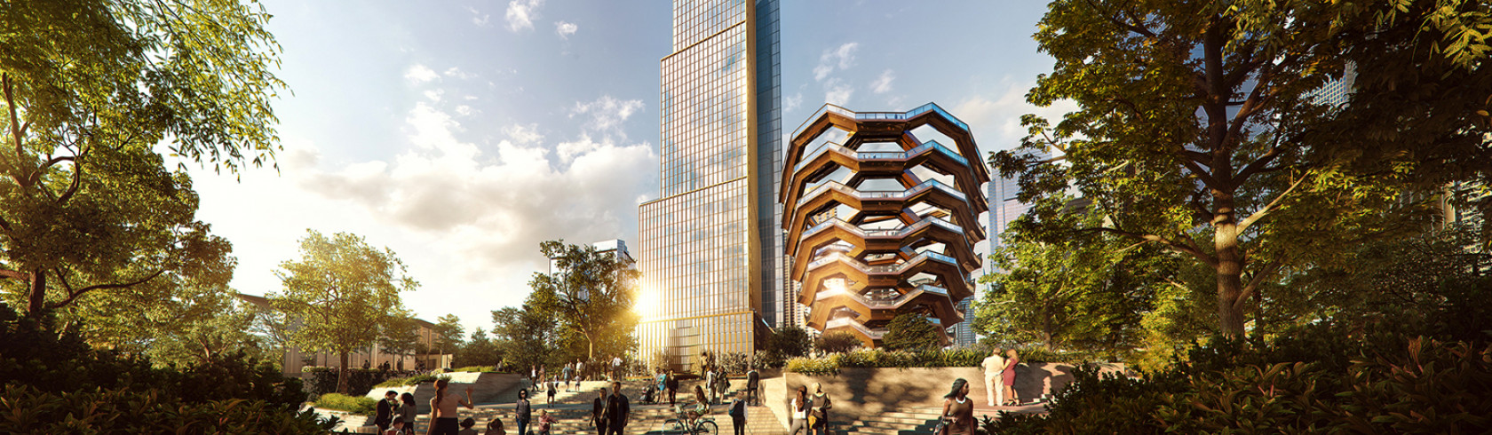 New In The Neighborhood: <br>Hudson Yards