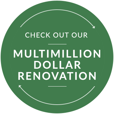 Check out our Multi million dollar renovation