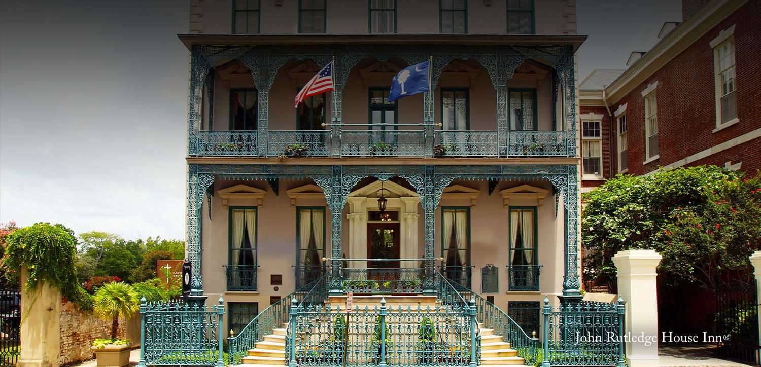 Great John Rutledge House Inn