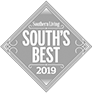 southern livings souths best 2019 logo