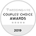 wedding wire couples choice awards 2019 logo