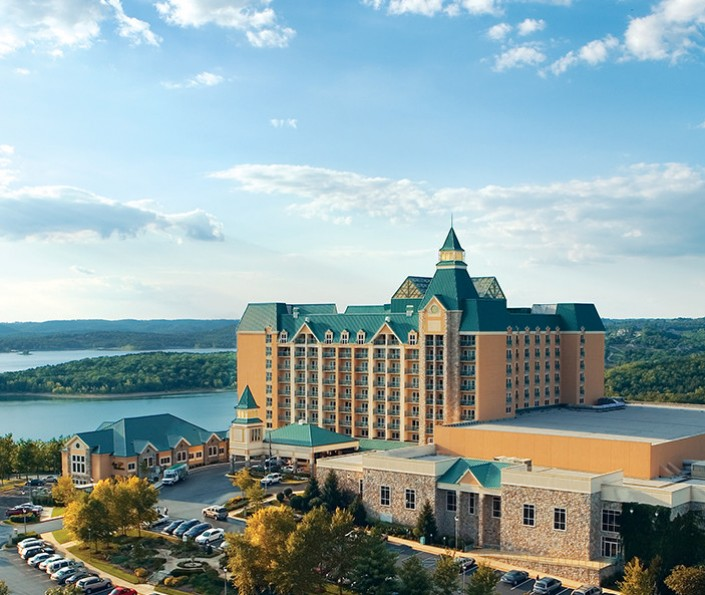 "Why you'll love our ""Castle in the Ozarks"""