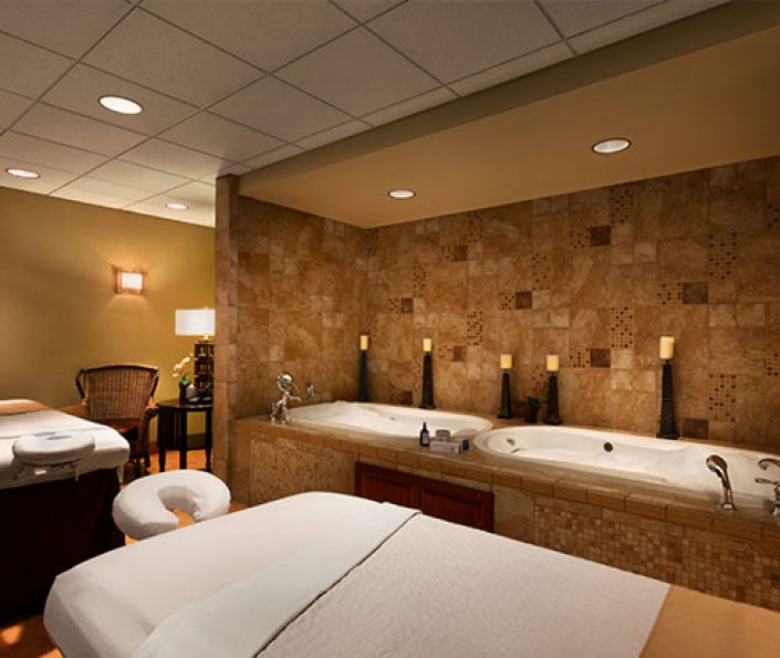 Blissful Branson Spa Retreat