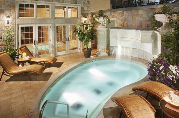 4.  Luxury Spa