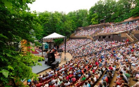southern gospel picnic silver dollar city chateau on the lake branson missour