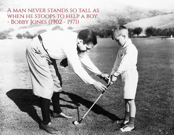 bobby jones quote