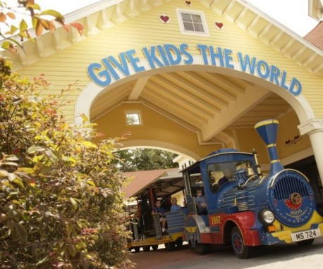 Back from Give Kids the World Village!