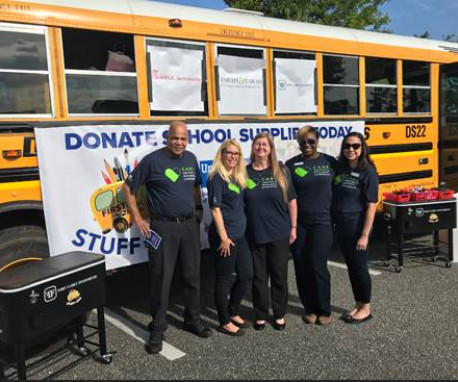 Stuff the Bus - Helping Teachers & Students Achieve Academic Success