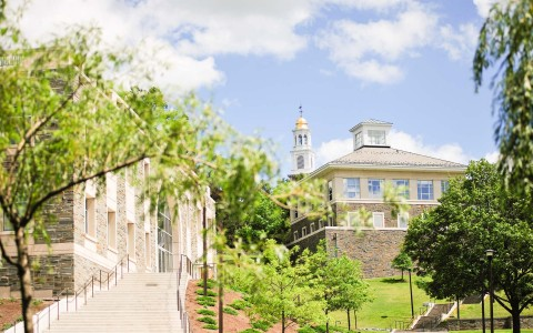 the campus at colgate university
