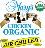 marys chickens logo