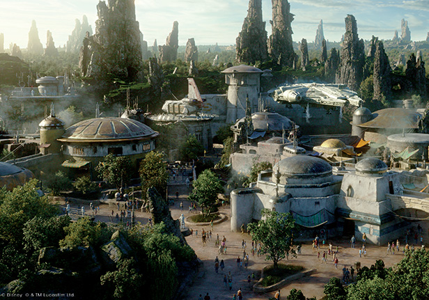 Other Adventures in <br/><em>Star Wars</em>: Galaxy's Edge