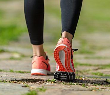 Power Walking image
