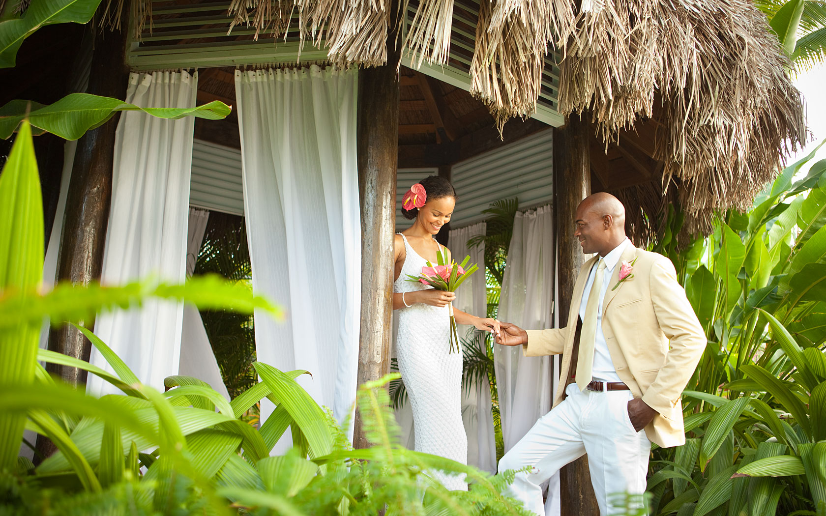 Wedding Options Negril Jamaica All Inclusive Resorts S Inclusions