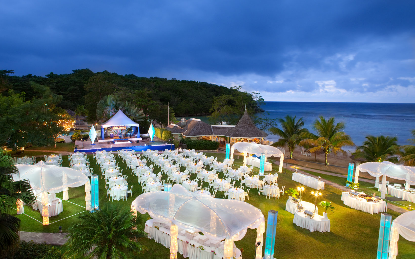 Wedding Options At The All Inclusive Couples San Souci Resort
