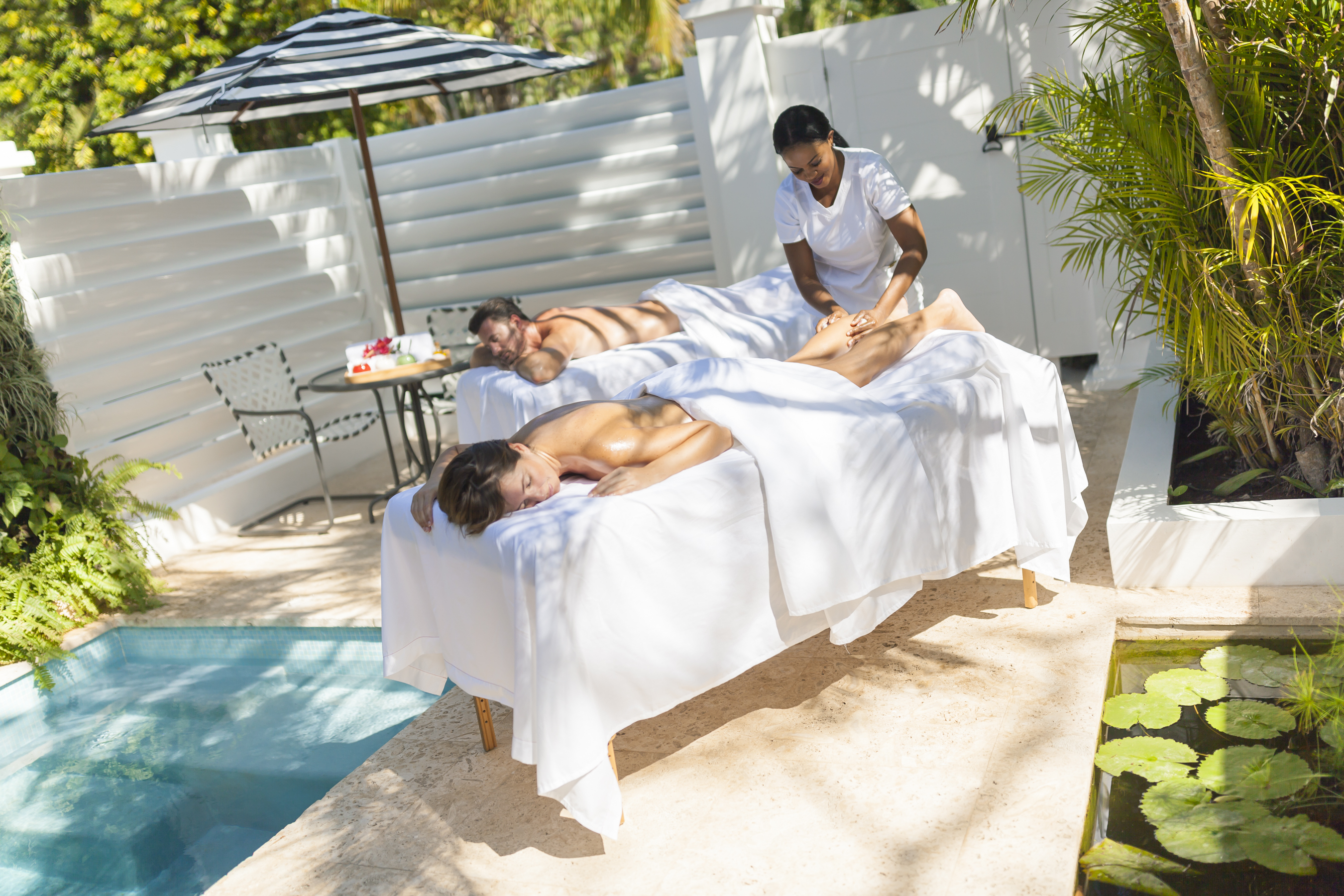Unlimited Spa Services at Couples Tower Isle Oasis Spa Villas