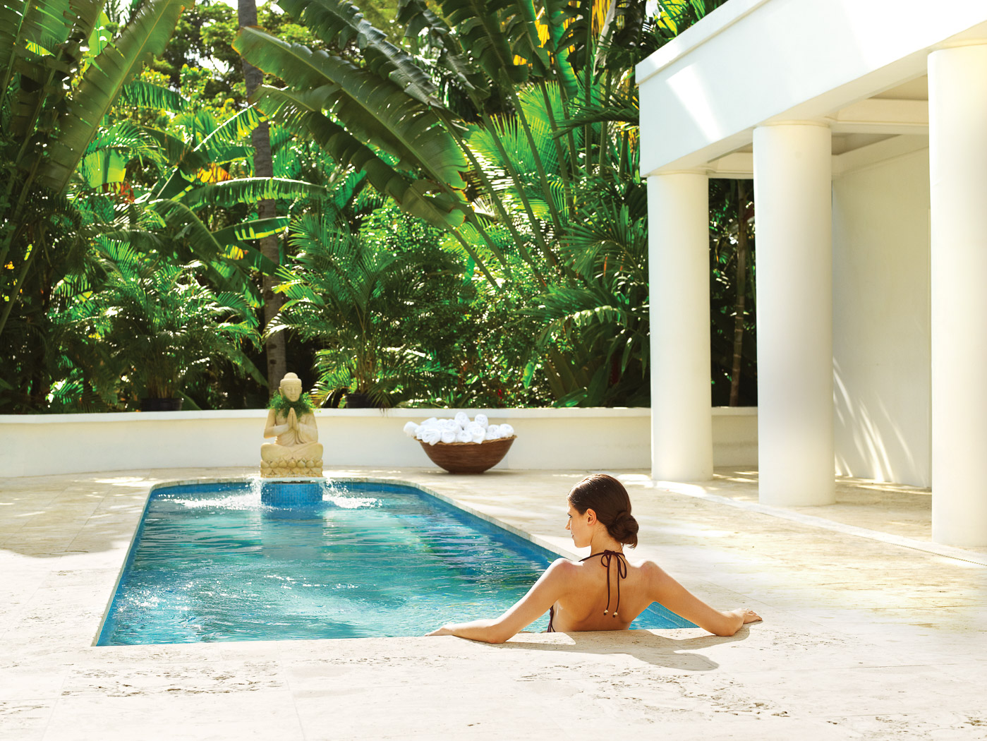 The Oasis Spa at Couples Tower Isle