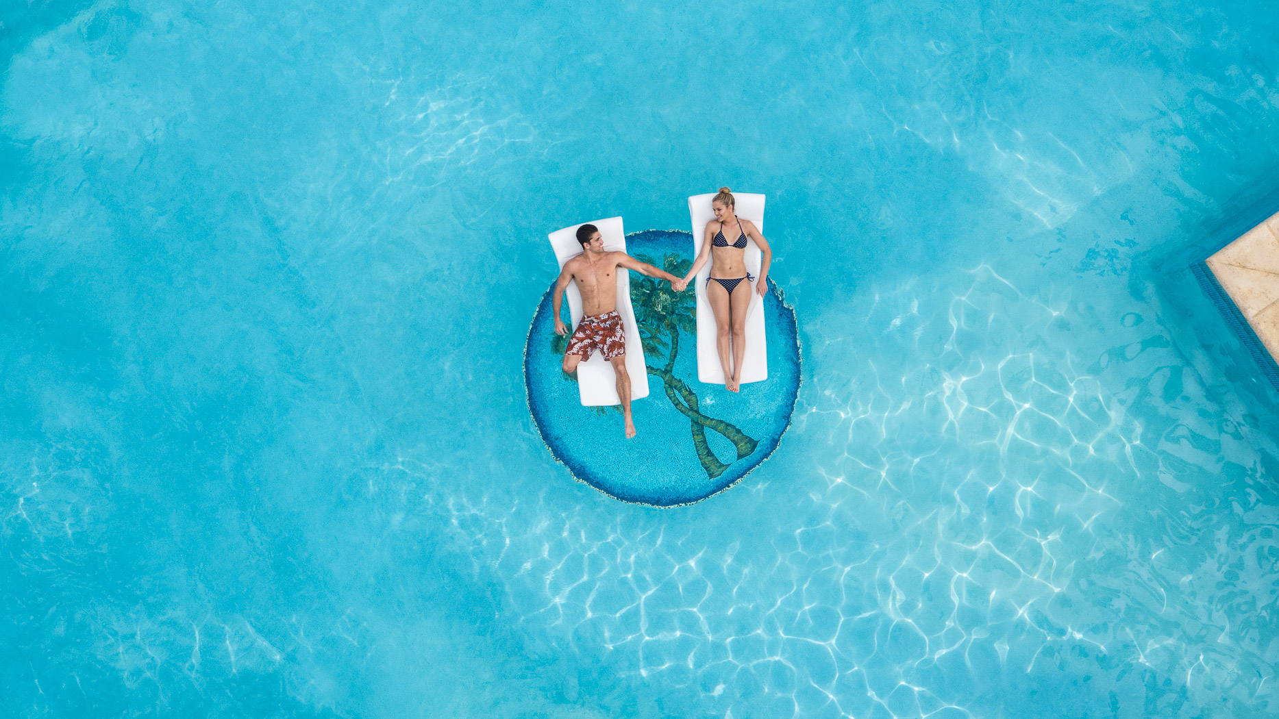 Float The Day Away at Couples Negril