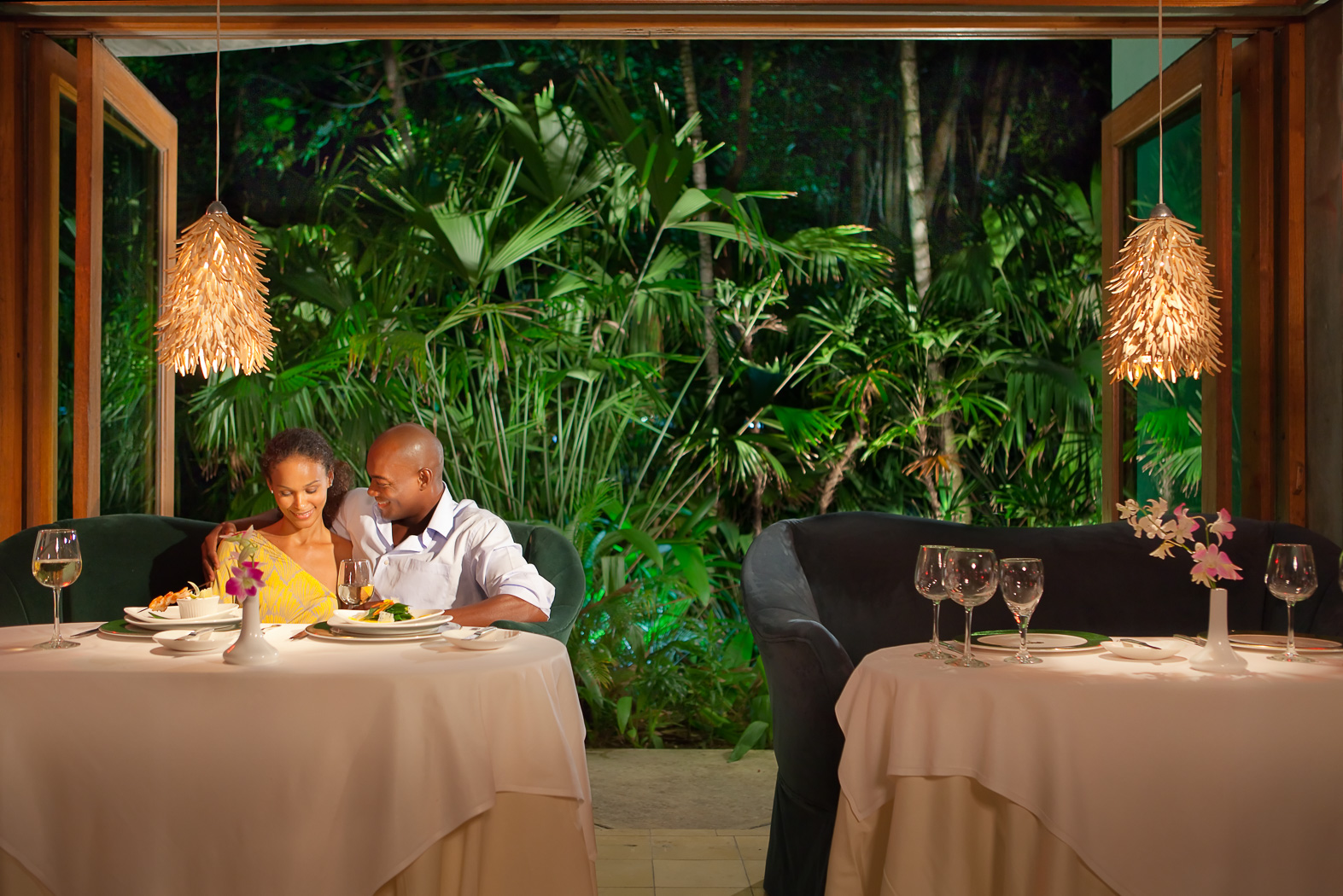 Dine at Otaheite at Couples Negril