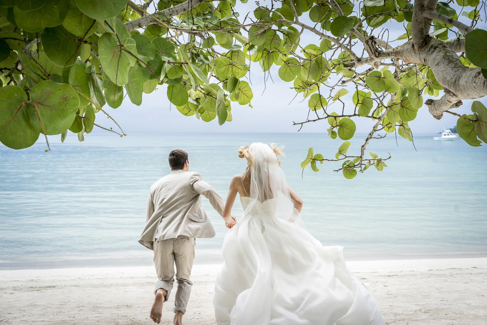 Wedding Bliss at Couples Negril