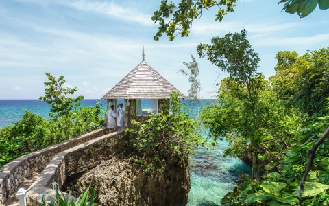 Natural Privacy at Couples Sans Souci