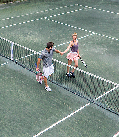5-Night Tennis Escape Package