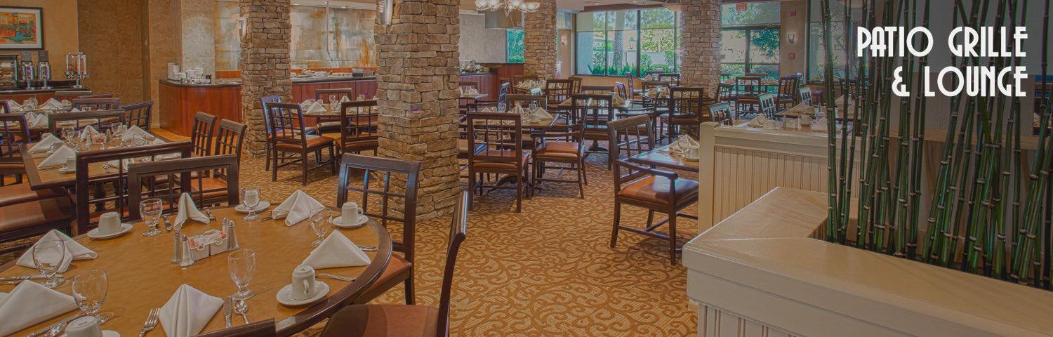 Crowne plaza baton rouge header patio grille