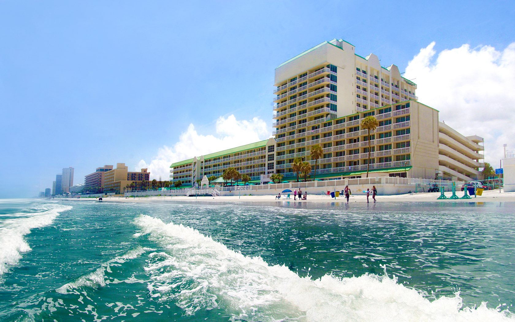 Castaways Beach Resort in Daytona Beach Shores | Castaways ...
