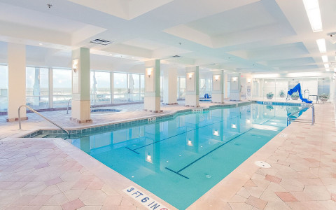 daytona indoor pool