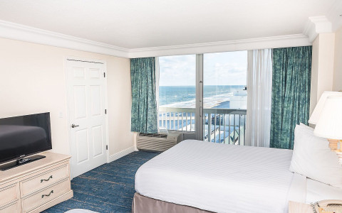 daytona rooms standard ocean view studio
